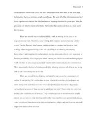 fys editorial research paper he was opened minded and mentioned the 4