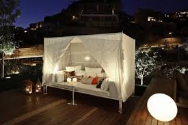 Outdoor Bedroom Exterior Wonderful White Fabric Sun Cover In White Sheet Outside