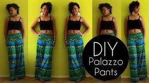 Palazzo Pants Pattern Plus Size