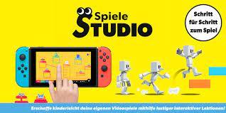 Spielestudio | Nintendo Switch Download-Software | Spiele