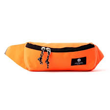 Поясная <b>сумка Gosha Orekhov</b> - <b>Fanny</b> Флуоресцентно-оранжевый