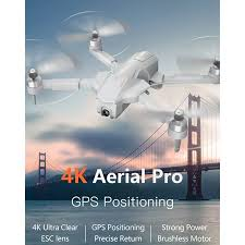 GW90 4K Profissional <b>GPS</b> Follow Me RC Drone 5G Wifi FPV Long ...