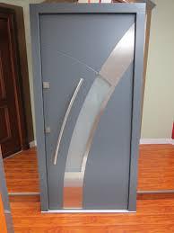 modern front door handlesSimple Model Walnut Meranti Wood Exterior Door Home Luxury To Top