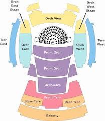 Walt Disney Concert Hall Seating Chart Pdf Clean Disney Concert Hall Seating Davies Symphony Hall