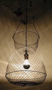 inspiring recycled lit fish net pendant lamp making pendant lights amazing pendant lighting