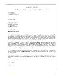 Free Sample Cover Letter Template