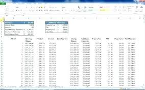 Interest Only Mortgage Calculator With Extra Payments Interest Calculate Paid On Mortgage Excel Only Loan