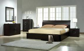 contemporary wood bedroom furniture. Black Wood Bedroom Set Contemporary Solid Furniture Dark K
