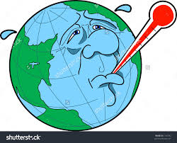 Image result for global warming CARTOON