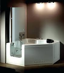 walk in bath tub shower walk in bath shower combo walk in tub and shower combo