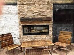 fireplace cost to put stone on fireplace how veneer stacked brick classic 64 classic images