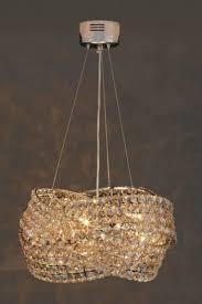 next venetian 5 light chandelier mink