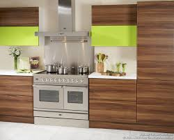 modern wood cabinets. exotic wood cabinets with horizontal grain (britannialiving.co.uk, kitchen-design modern o