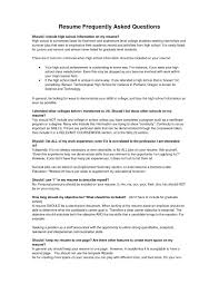 201 Resume Examples For College Students Seeking Internships Www