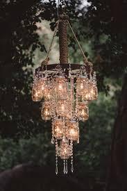colourful jars jars like chandelier for wedding jars like chandelier in wedding functions