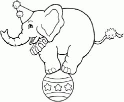 Small Picture Circus coloring pages Clown with balloons