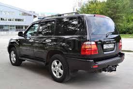 1999 Toyota Land Cruiser - Information and photos - MOMENTcar