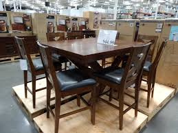 Piece Counter Height Dining Room Sets - Tall dining room table chairs