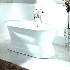 bathtubs for small spaces small freestanding tub small freestanding tub freestanding tubs bathtubs idea pedestal