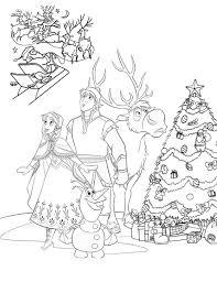 Coloring Book Pages Easy Disney Olaf Kleurplaat Frozen Verjaardag