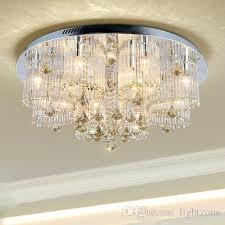 modern chandeliers lights dimmable ceiling chandeliers k9 crystal led ceiling chandeliers lamp for living room dinning room bedroom forlight chandelier