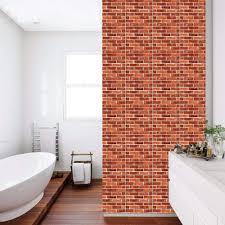 3D Tile Wallpaper, Brick 3D Wall Panels ...