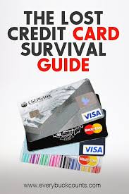 If You Are Wondering What To Do If When Your Credit Card Is