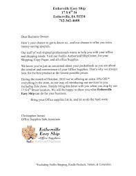 Offering Services Letter Knowing Captures Doc Samples Of Business