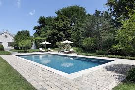 Rectangle Pool Designs That Will Give You Awesome Swimming