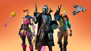 Fortnite 4K Wallpaper, The Mandalorian ...
