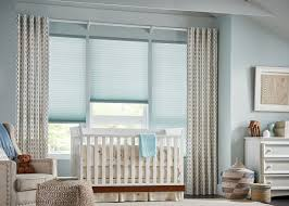 curtains on windows with blinds hanging how to put over hang window ideas
