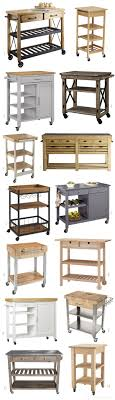 Kitchen Free Standing Islands Freestanding Kitchen Islands And Carts The Inspired Room