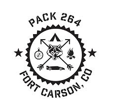 Scout Design Cub Scout Pack 264 T Shirt Design Logo On Behance