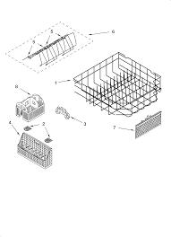 kitchenaid dishwasher parts. dishwasher parts kitchenaid 100+ ideas manual on www.weboolu e