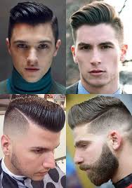 short back and sides hairstyles