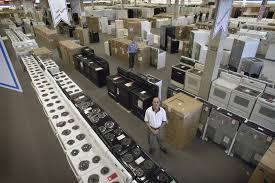 sales floor appliancesmart has closed three of its minnesota stores two