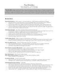 Creative Director resume. Paul Bradley Phone: 323-782-4911 Cell:  323-679-4465 ...
