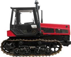 ДТ Волгоградский тракторный завод Гусеничный трактор ДТ 75