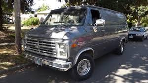 1986 Chevrolet G20 Van - YouTube