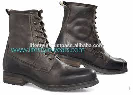 genuine leather boots women wrinkled leather boots leather horse riding boots mens leather riding boots