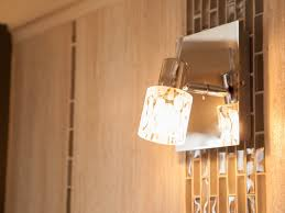 beautiful bathroom lighting. Modern Glass Wall Sconce For Bathroom Lighting Image 13 Of 19 Beautiful