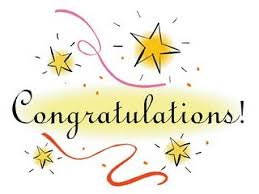 Image result for congratulations gold animated