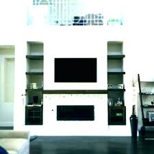 how to mount over fireplace above hide wires tv hiding components
