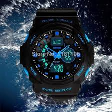 skmei men s double display outdoor sports watch mountain see larger image