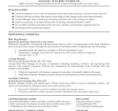 Mechanic Resume Auto Mechanic Resume Examples Download Mechanic