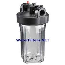 Household Water Filtration Ametek Hd10 Cl Clear Whole House Water Filter System