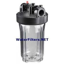 Whole House Sediment Water Filter Ametek Hd10 Cl Clear Whole House Water Filter System