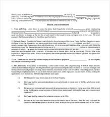 Free Commercial Lease Agreement Forms To Print Free Commercial Lease Agreement Template Download Cycling Studio