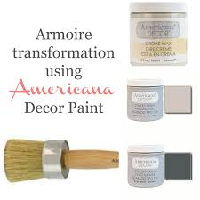 americana decor paint