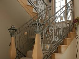 home stair railing design. new home designs latest: modern homes iron stairs railing stair design